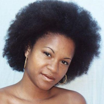 grote afro mireille