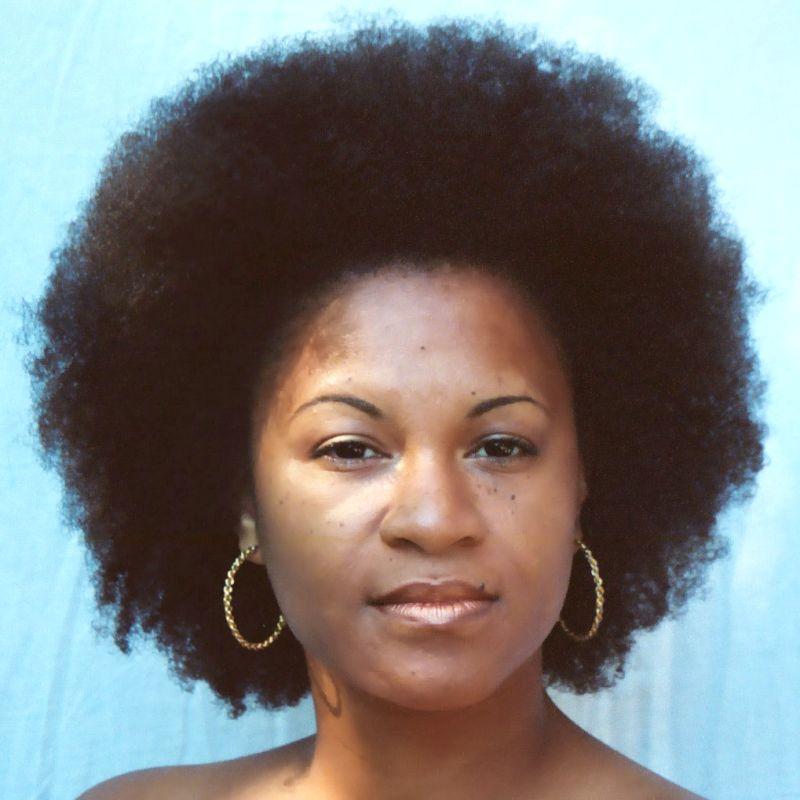 mireille liong Afro1