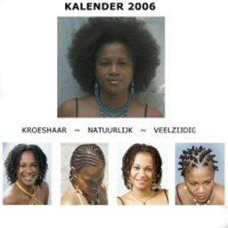Kroeshaar Kalender 2006!