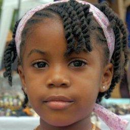 Heb je haarproducten voor kleine meisjes met kroeshaar?