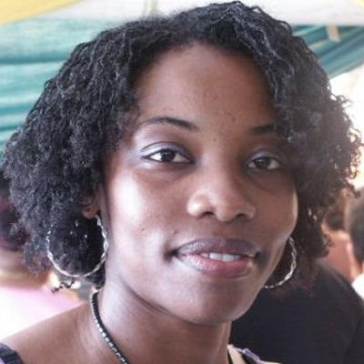 Een collage van Surinaamse Kroesedes met prachtige kapsels voor kroes en krullend haar