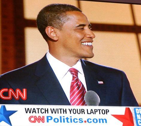 President Obama's winning speech