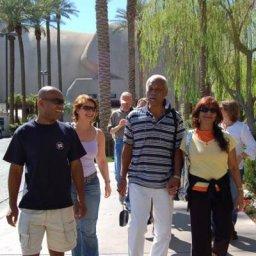 Leven in Amerika; Las Vegas