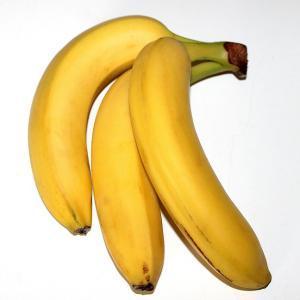 Banaan in kroeshaar