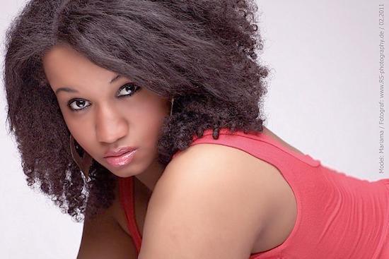 Miss Kroeshaar West Africa
