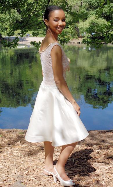 De natuurlijke bruid
