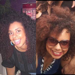 Curls gone