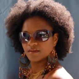Kroeshaar afro