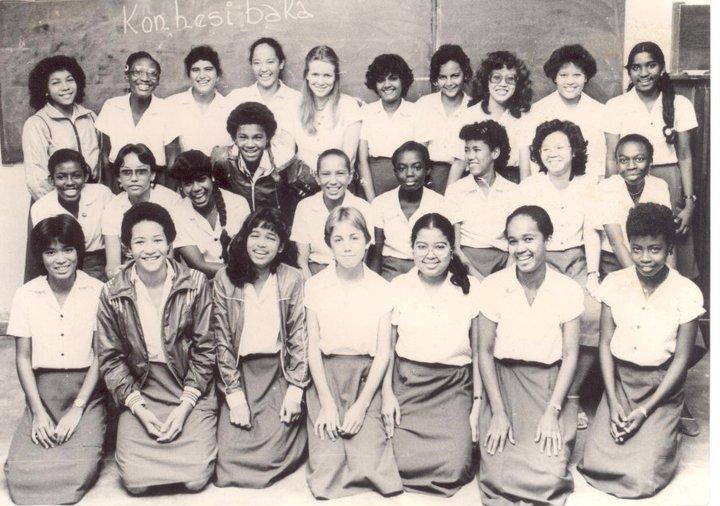 Klas 3b Chistuskoning school