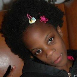 Afro van Anna