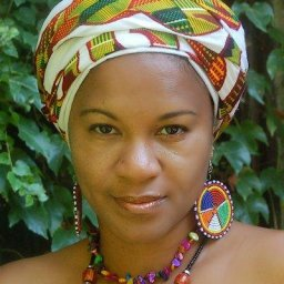 Head Wrap from Suriname