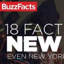 New York Fun Facts