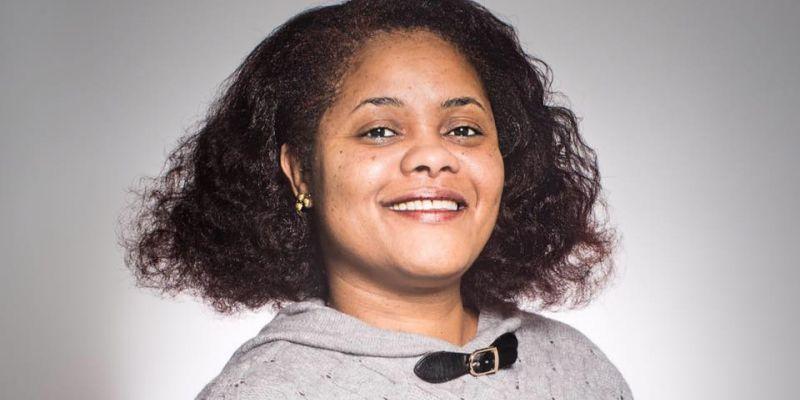 Kathleen Paal eigenaar van MoveDis voedings- en bewegingspraktijk