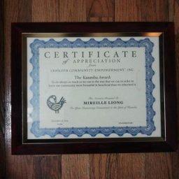 Kuumba Award voor Kroeshaar