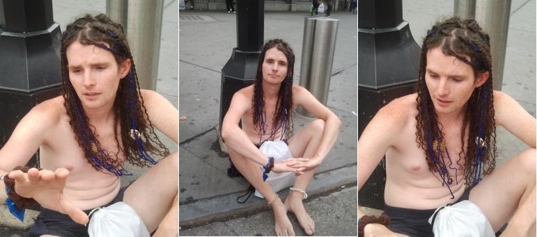 transgender and transracial