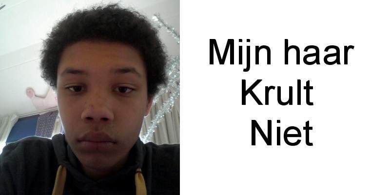 Afro Krullen
