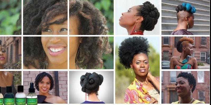 Going Natural Hairproducten Kerst actie