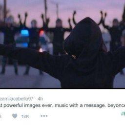 Beyonce video Black Live matters