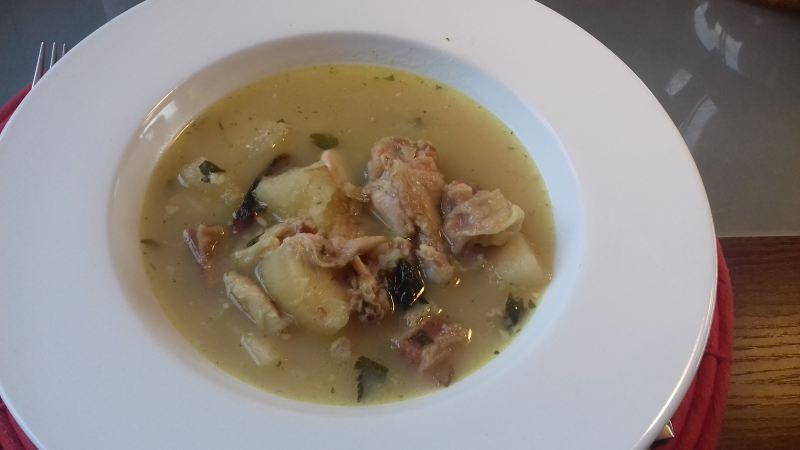 cassave soep