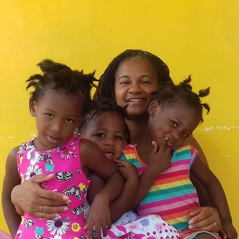 kids met kroeshaar