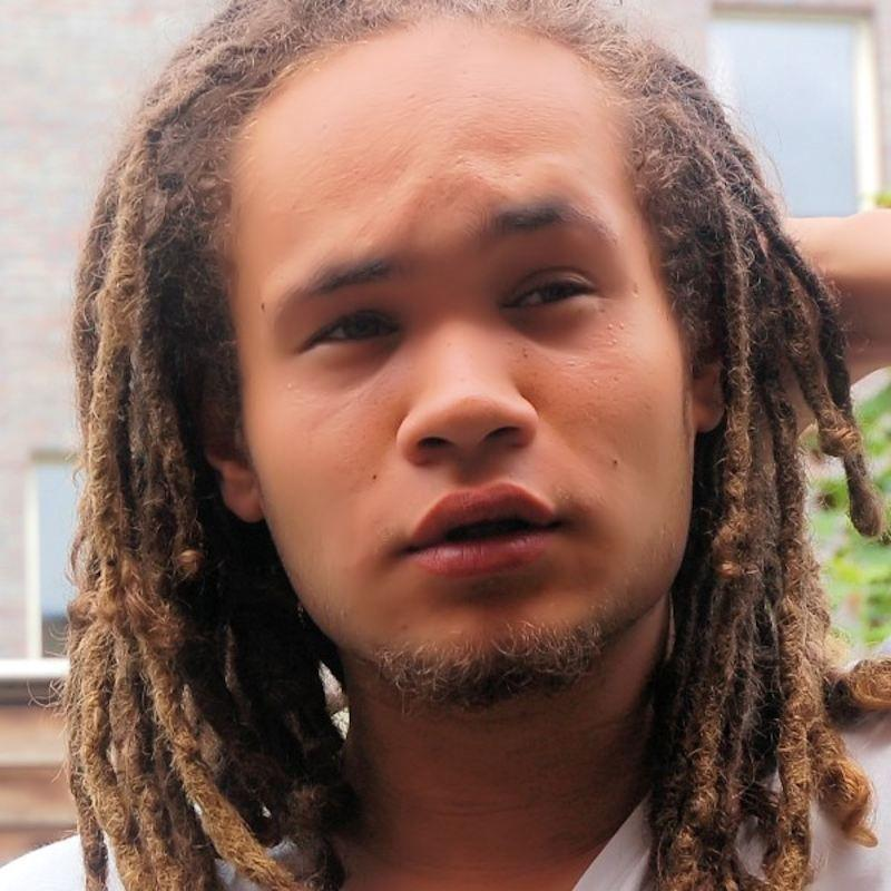 Zino's Dreadlocks gewassen met de Going Natural Shampoo