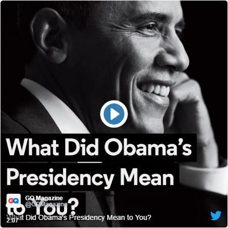 Afscheid van President Obama