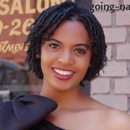 Pijpenkrullen in Afro haar