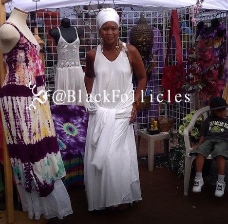 Moroccan magic dress style 6