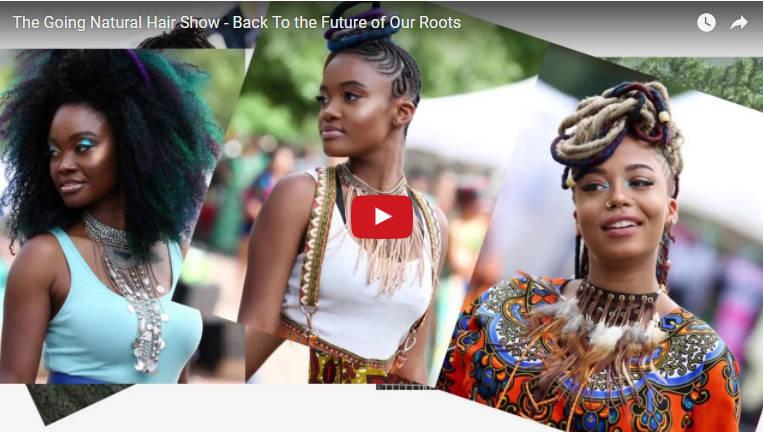 going natural hairshow 2017