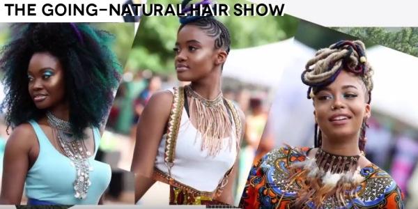 Videos van Natural Hair Shows en Evenementen